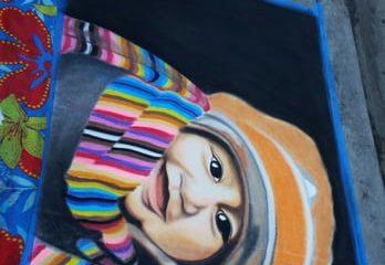 Belmont Shore Art Walk & Sidewalk Chalk Art Contest