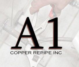 A1 Copper Repipe