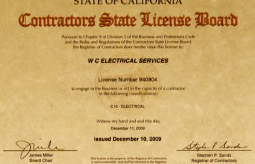 W C Electrical Services