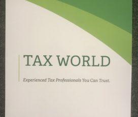 Tax World & Insurance