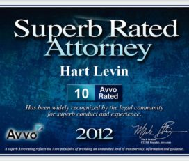 The Law Offices of Hart J Levin