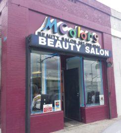 M Colors Beauty Salon