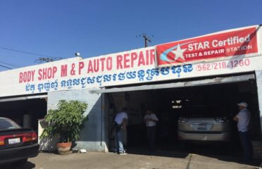 M & P Auto Repair & Body Inc