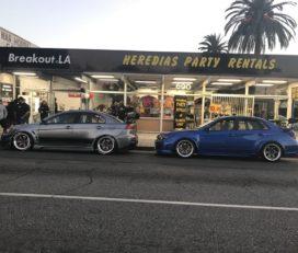 Breakout LA